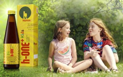 Vitalstoffgetränk für Kinder