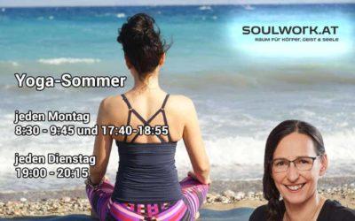 YOGA-Sommer