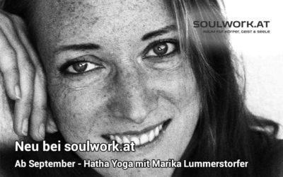 Hatha-Yoga mit Marika Lummerstorfer