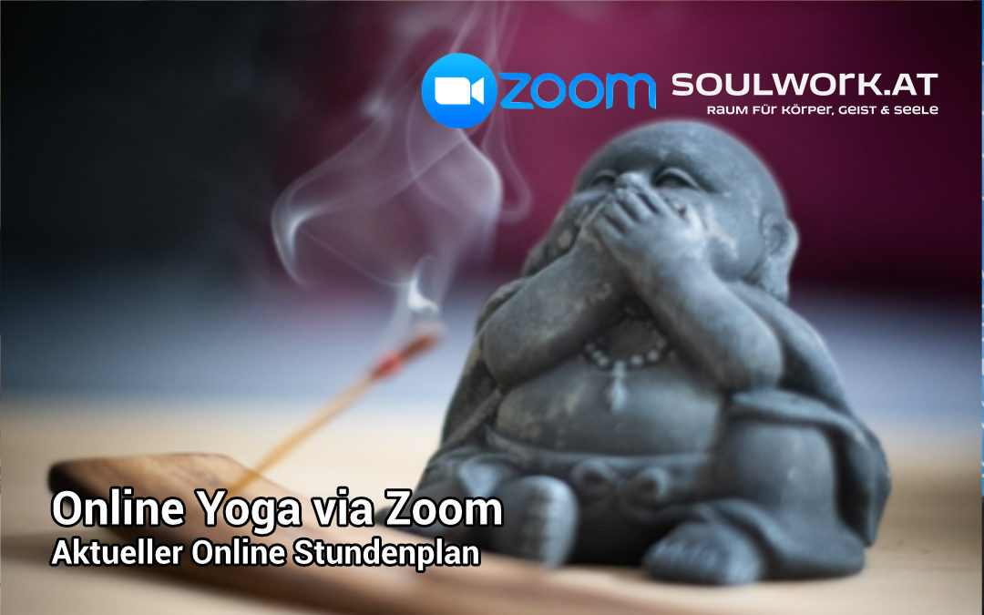 Online Yoga via Zoom